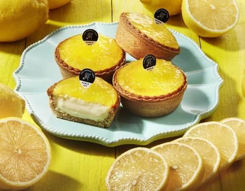 パブロミニから「瀬戸内レモン」チーズタルト、広島と高松エリア限定のご当地タルト