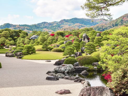 島根・足立美術館が15年連続日本一に、日本庭園ランキングで