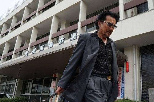 孤狼の血 主演は役所広司