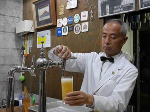 広島の「究極の生ビール」赤坂に!るるぶキッチンAKASAKA