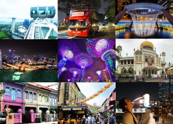 広島空港から直行便で行く!シンガポール旅 おすすめ観光スポット8選