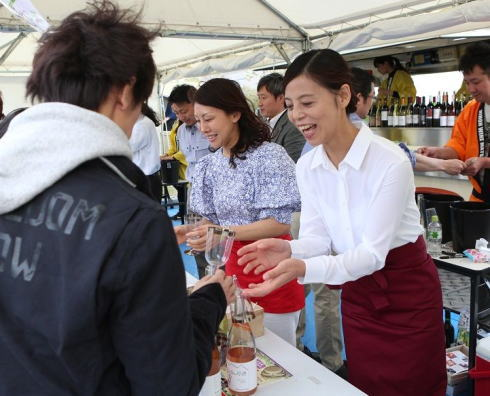 広島三次・せらワイナリーが出展!日本ワインMATSURI祭、過去最多の参加数で