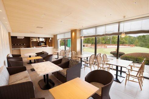 広島エアポートホテルのレストラン、アチェロがリニューアル