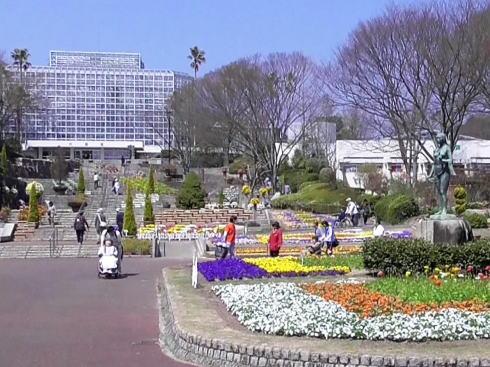 植物公園の大温室