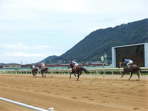 福山市競馬場 画像2