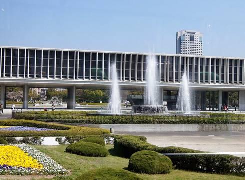 広島平和記念公園(平和公園)