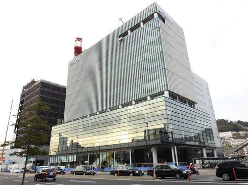 広島テレビ新社屋が2018年 駅北に完成!憩いスペースも