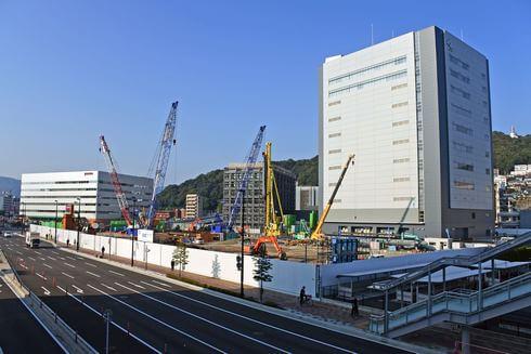広島テレビと大和ハウス、広島駅北口で建設スタート