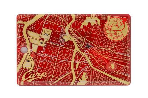 カープICカードケース 画像