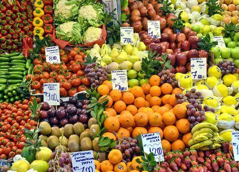 広島駅前でマルシェ開催、地元野菜や瀬戸田のドライフルーツ販売
