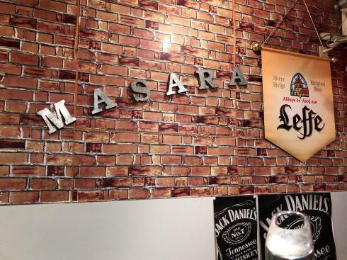 広島の汁なし担々麺専門店 麻沙羅(マサラ)店内の様子3