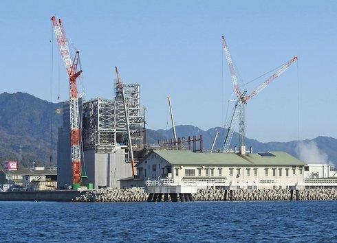 ごみ処理場、廿日市市木材港に2019年完成予定