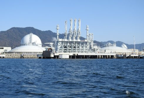 広島ガス廿日市工場