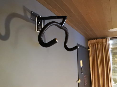 尾道U2、ホテルサイクル 部屋の一例