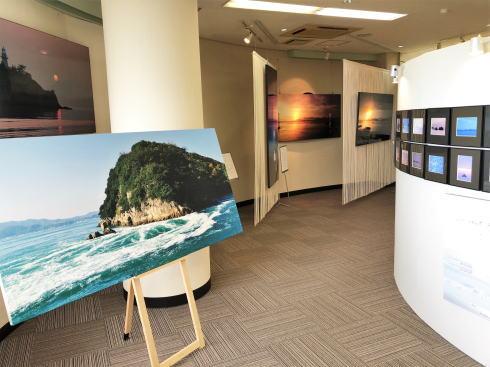 大崎上島 木江ふれあい郷土資料館 写真展