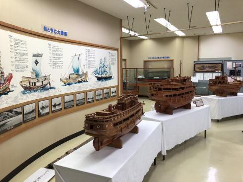 大崎上島 木江ふれあい郷土資料館 1階
