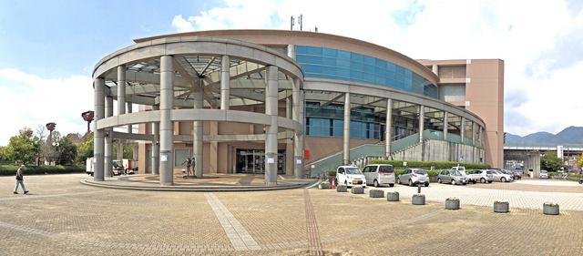 サンチェリー(廿日市市スポーツセンター)外観
