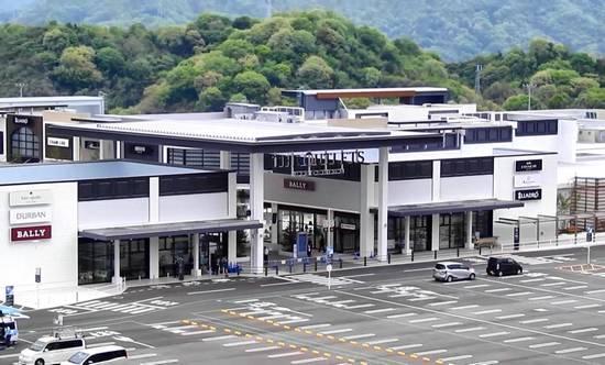 ジ アウトレット広島、4月27日オープン 大型モールの全貌公開!