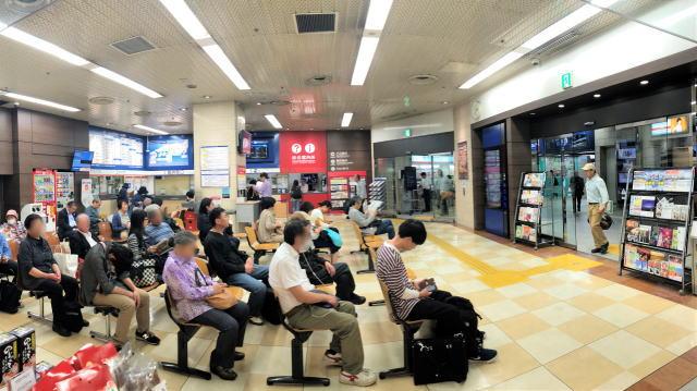 バスマチ(広島バスセンター)写真11