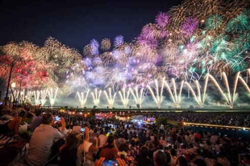 全国花火大会ランキングに宮島ランクイン、日本の美しすぎる夏の風景ベスト10