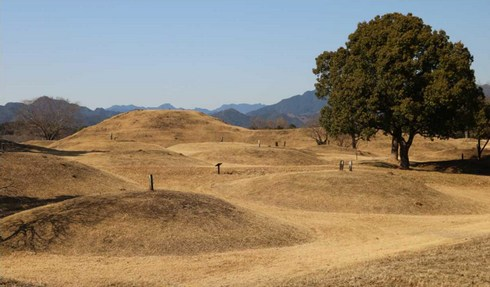 日本遺産 南国宮崎の古墳景観