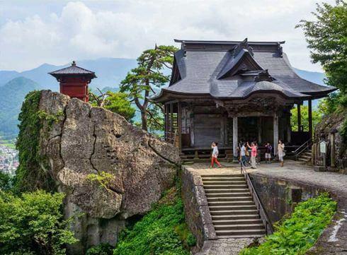 日本遺産 山形県 山寺が支えた紅花文化