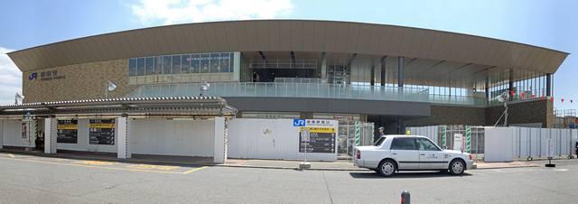 岩国駅がリニューアル