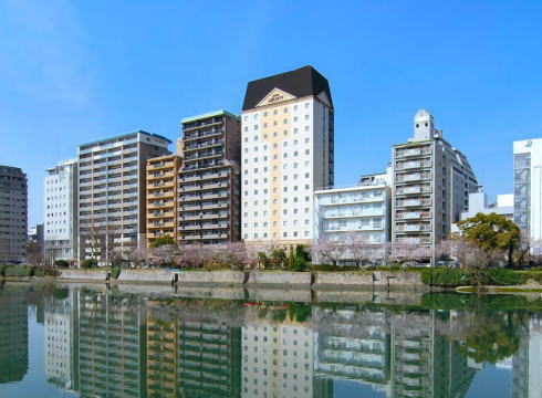 ロイヤルパークホテル 広島に2018秋オープン、「JALシティ」建物に