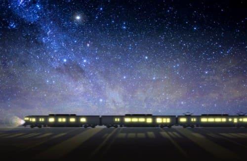 JR西日本の新・長距離列車 イメージ