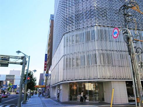 広島 中央通りに新ビル、産婦人科に加えカフェ・チャイルドランドも入居