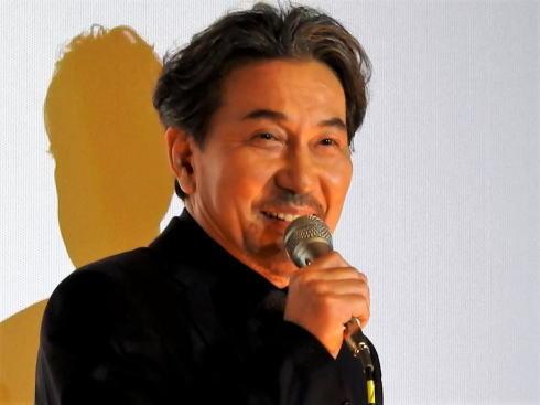 役所広司 舞台挨拶の写真