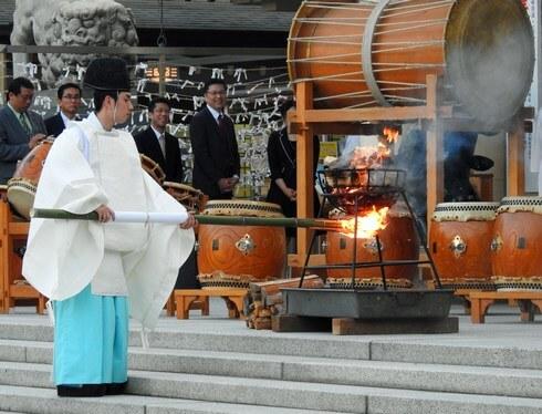 広島で万灯みたま祭