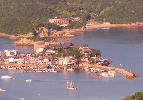 日本遺産に鞆の浦・上川アイヌなど、13件が認定