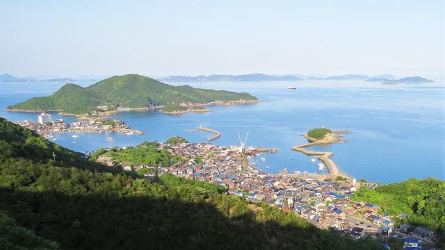 33年ぶり解除、絶景・福山グリーンライン バイク通行OK