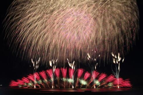 新潟県 ぎおん柏崎まつり海の大花火大会