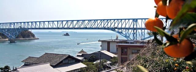蒲刈大橋(広島県呉市)
