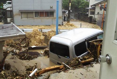 2018 広島大雨災害に関する情報のご要望について