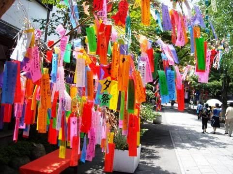 2018七夕、7月7日など広島開催のイベントまとめ