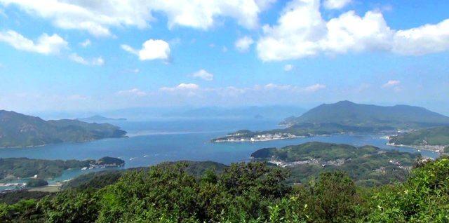 陀峯山(だぼうざん)江田島市 能美島