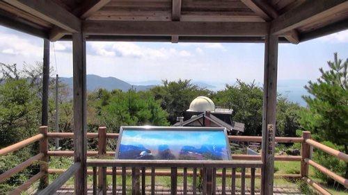 陀峯山(だぼうざん)山頂展望台