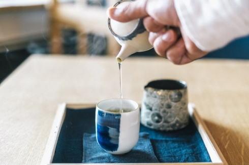 瀬戸内茶房「おちや」日本茶
