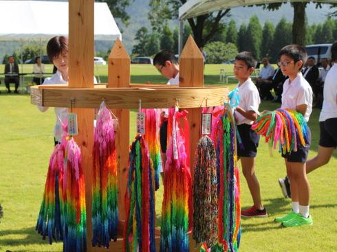 8月6日 もうひとつの平和祈念式典、福岡県八女市からヒロシマ想う