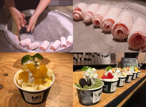 マンハッタンロールアイスが広島・沖縄などに出店ラッシュ、タイ発祥の人気スイーツ