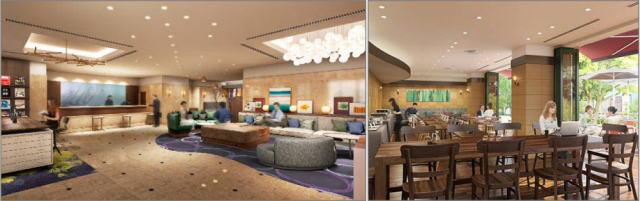 ザ ロイヤルパークホテル 広島リバーサイド 完成イメージ