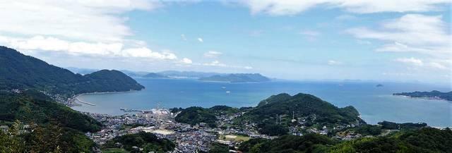 因島公園テレビ塔展望台05