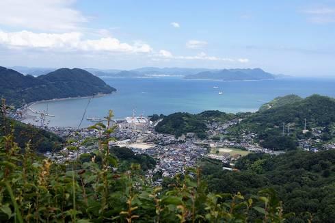 因島公園テレビ塔展望台06