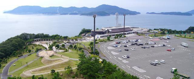 与島パーキングエリア(瀬戸大橋 与島PA)