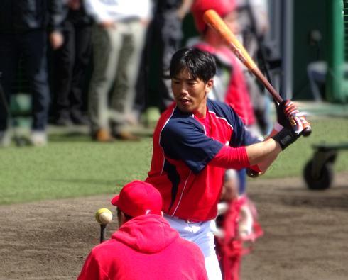 広島カープ 天谷選手、お疲れさまでした!引退会見 一問一答