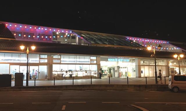 尾道駅 駅祭(エキサイ)装飾イメージ