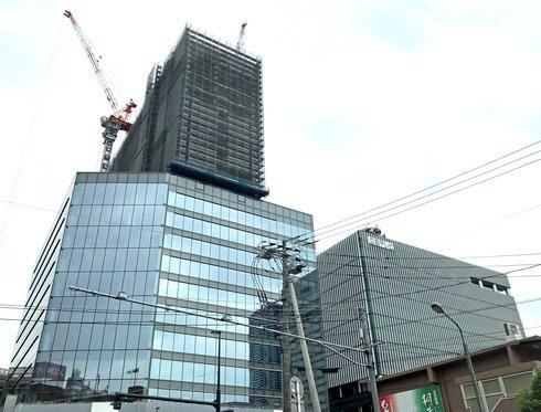 広島二葉の里プロジェクト、広島テレビ新社屋隣にホテルやオフィスの複合ビル